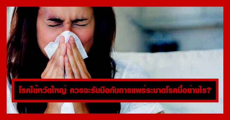 โรคไข้หวัดใหญ่